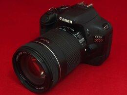 Фотоаппараты - Canon 550D Kit 18-135mm (гарантия, чек), 0