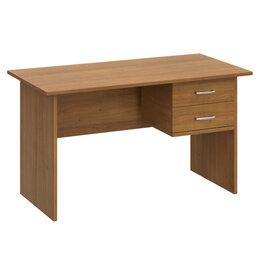 Компьютерные и письменные столы - Стол письменный прямоугольный с навесной тумбой…, 0
