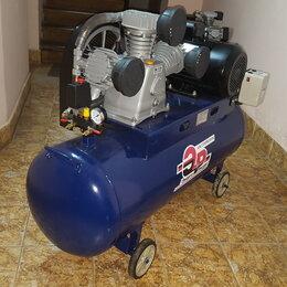 Подъемник и комплектующие - Компрессор воздушный поршневой LB-75 для автосервиса, 0
