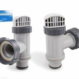 Прочие аксессуары - Комплект плунжерных клапанов (2 шт) Intex 25010, 0