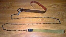 Шлейки  - Ошейник с поводком - металлическая цепь и петлей…, 0