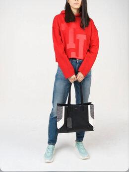 Сумки - DKNY сумка шоппер натуральная кожа новая  , 0