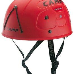 Каски - Каска альпинистская ROCK STAR красный Camp, 0