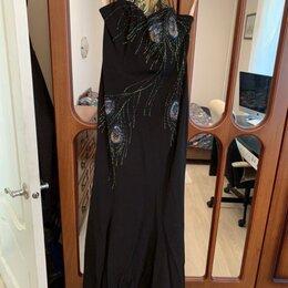 Платья - Брендовое вечернее платье, 0