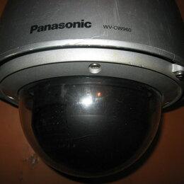 Камеры видеонаблюдения - Купольная камера Panasonic WV-CW960-G CD3 SuperDyn, 0