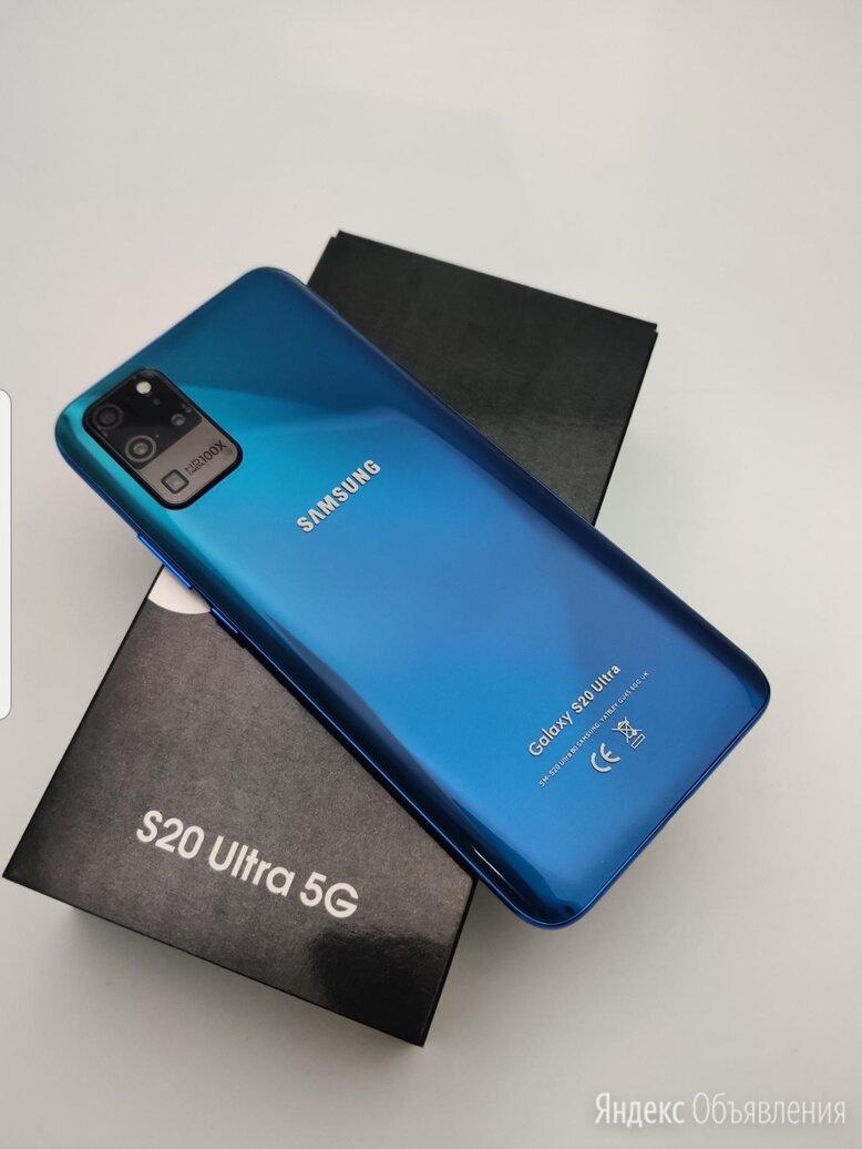 Samsung Galaxy S20 Ultra 128GB по цене 7490₽ - Мобильные телефоны, фото 0