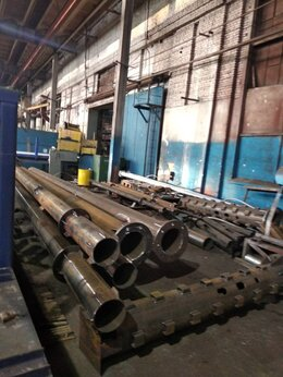 Дизайн, изготовление и реставрация товаров - Производство металлоконструкций, 0
