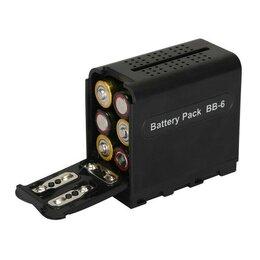 Аккумуляторы и зарядные устройства - Батарейный блок BB-6 (аналог NP-F970), 0