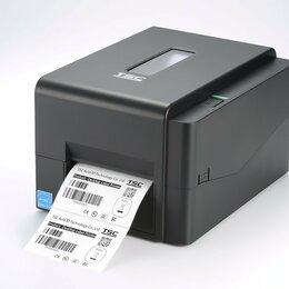 Принтеры чеков, этикеток, штрих-кодов - Принтер штрихкода TSC TE200 USB, 0