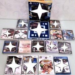 Игры для приставок и ПК - Распродаю игры для PS3, WII, 0