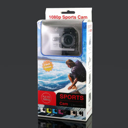 Видеокамеры - Экшн камера SPORT CAM 1080P, 0