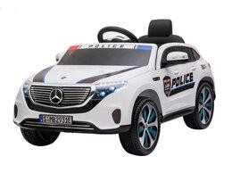 Электромобили - Детский электромобиль Mercedes Benz Police EQC…, 0