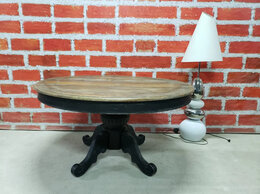 Мебель для кухни - Стол круглый, 0