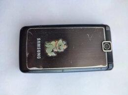 Мобильные телефоны - Сотовый не рабочий Samsung s3600i, 0