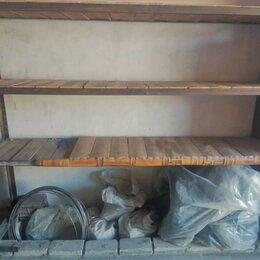 Готовые строения - Стеллаж для гаража или дома, 0