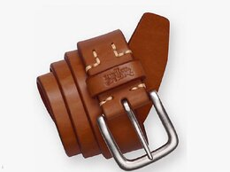 Ремни и пояса - Ремень Levis кожаный, мужской 90 см., размер W32, 0