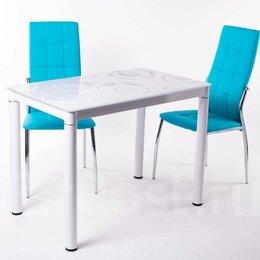 Столы и столики - Стол обеденный 100*60 - белый, 0