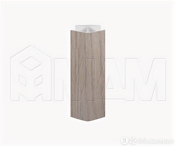 Уголок 135 градусов (высота 100), дуб беленый: 19.1303R.30 по цене 52₽ - Комплектующие, фото 0