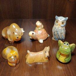 Статуэтки и фигурки - Фигурки животных из селенита, 0