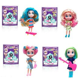 Куклы и пупсы - Кукла сюрприз Hairdorables BD019, 0