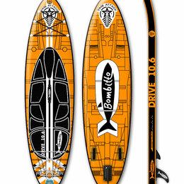 Водные лыжи, вейкбординг и книбординг - Надувная доска для sup - бординга Bombitto (Бомбитто) Drive 10.6, 0