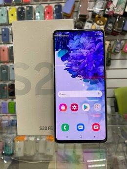 Мобильные телефоны - Samsung Galaxy S20FE 128GB Белый Гарантия, 0