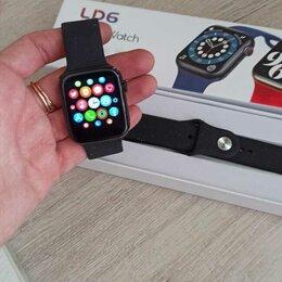 Умные часы и браслеты - Умные Часы LD 6. Звонки, соцсети, фитнес, 0