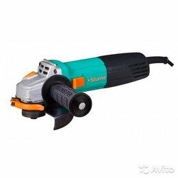 Шлифовальные машины - Машина углошлифовальная ушм Sturm AG9012TES, 0