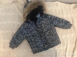 Куртки и пуховики - Зимняя тёплая куртка для мальчика Saima с…, 0