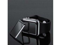 Защитные пленки и стекла - Защитное стекло Apple Watch 38/40/42/44mm, 0