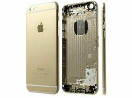 Корпусные детали - Корпус iPhone 6 (возможна установка), 0