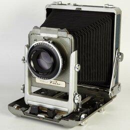 "Пленочные фотоаппараты - Фотокамера, Wista Rittreck View 9x12см-8х10"", 0"