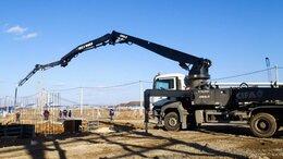 Аренда транспорта и товаров - Аренда насоса для прокачки бетона, 0