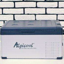 Сумки-холодильники и аксессуары - 25 литров Автохолодильник компрессорный  Alpicool C-25, 0