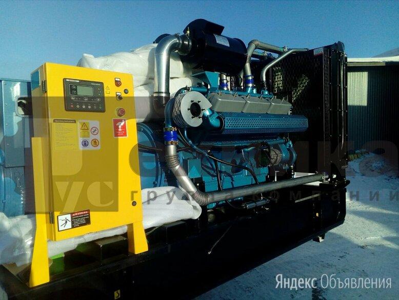 Дизельный генератор - электростанция 500-2000 кВт по цене 3100000₽ - Электрогенераторы, фото 0