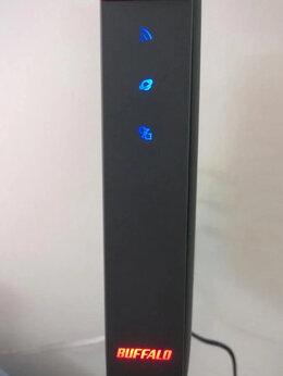 Проводные роутеры и коммутаторы - Гигабитный W-Fi AC1750 роутер Buffalo…, 0