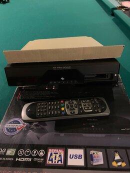 Спутниковое телевидение - Ресивер AB IP BOX 900HD, 0