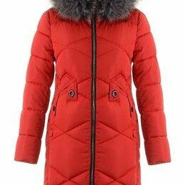 Куртки - Зимняя куртка-пальто р.56, 0