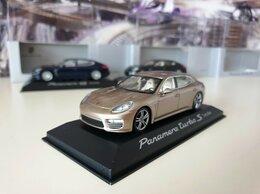 Модели - Porsche Panamera Turbo S executive рестайлинг…, 0