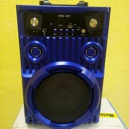 Портативная акустика - Колонка беспроводная , 0