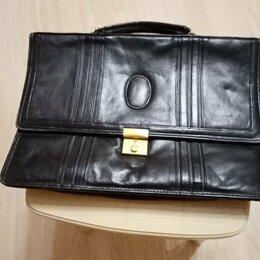 Портфели - портфель кожаный, 0
