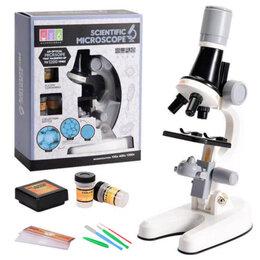 Детские микроскопы и телескопы - Микроскоп детский, 0