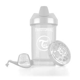 Бутылочки и ниблеры - Поильник Twistshake Crawler Cup. 300 мл. Белый…, 0