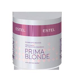 Маски и сыворотки - Estel Professional Prima Blonde - Комфорт-маска для светлых волос, 300 мл, 0