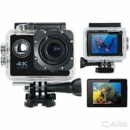 Видеокамеры - Экшн-камера Action Camera 4k Sport ultra HD DV, 0