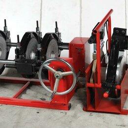 Аппараты для сварки пластиковых труб - Аппарат для cварки полиэтиленовых труб 63-250мм, 0
