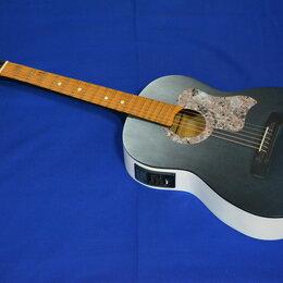 Акустические и классические гитары - Электроакустическая гитара, 0