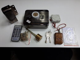 Замки электромеханические - Электромеханический замок Anxing Lock - AX066, 0