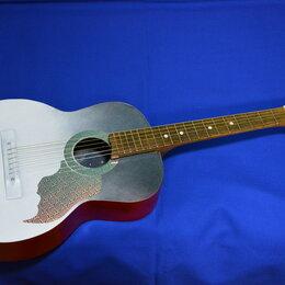 Акустические и классические гитары - Титара шестиструнная , 0