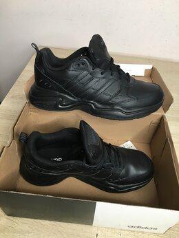Кроссовки и кеды -  Кроссовки Adidas новые кожаные, 0